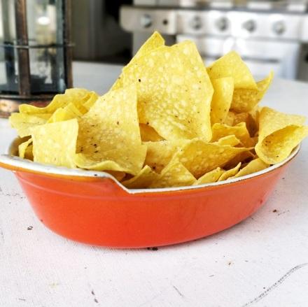 Chips Tortilla 580